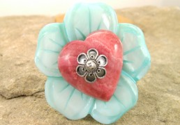 Handmade-Mother-of-Pearl-Rhodochrosite-Sterling-Silver-Ring